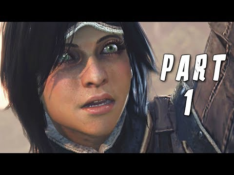 MONSTER HUNTER WORLD Walkthrough Gameplay Part 1 - INTRO (MHW)
