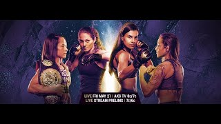 #InvictaOnAXS: Rodriguez vs. Torquato LIVE Fri., May 21, 2021 at 8 p.m. ET on Fight Network!