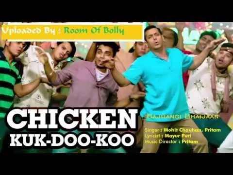 chicken kuk doo koo full video bajrangi bhaijaan song sub en