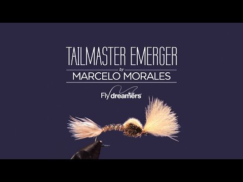 Fly Tying: Tailmaster Emerger
