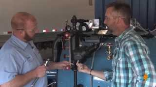 Steam Boiler Gauge Glass Replacement - Boiling Point