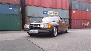 W123 Mercedes Stance Free Online Videos Best Movies Tv Shows