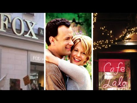 'You've Got Mail' turns 20: Tour the Upper West Side filming locations of iconic movie