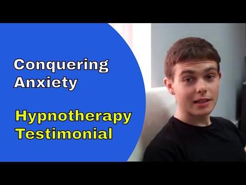 Anxiety Hypnotherapy Testimonial - Dan Regan Hypnotherapy