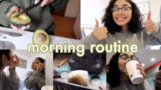 MY ACTUAL MORNING ROUTINE | SCHOOL VLOG