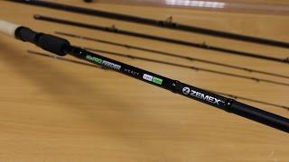 Zemex фидер razer 14 ft до 140. 0 гр