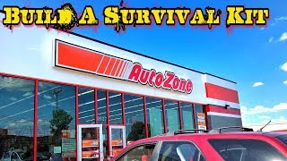 EDC & Survival Shopping at AutoZone! Can It be Done?