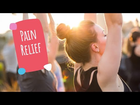 Relieve Back Pain With This 10 Minute Standing Sequence