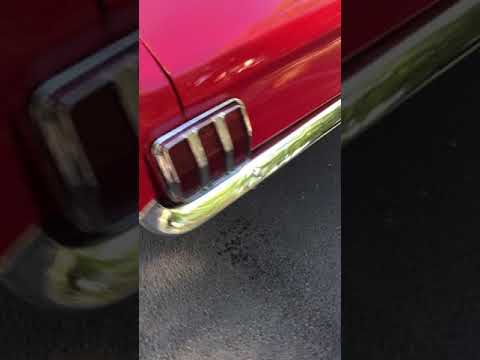 Video of Classic 1964 Mustang - $34,000.00 Offered by a Private Seller - QOC0