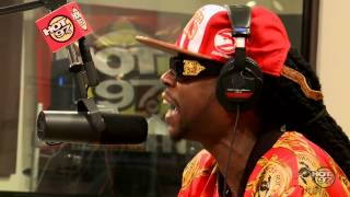 2Chainz drops by Hot97 and Freestyles on Funk Flex Show