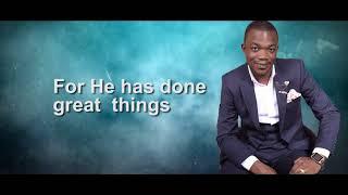 Nik The Psalmist   I Will Worship [LYRIC VIDEO]