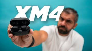 Sony WF-1000XM4 Earbuds - Still the KING of Active Noise Cancellation?