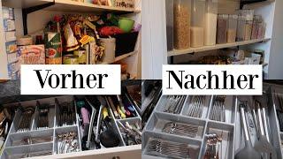 Ordnung in der Küche   Vorratsdosen   Gläser   ausmisten   Gözde Duran
