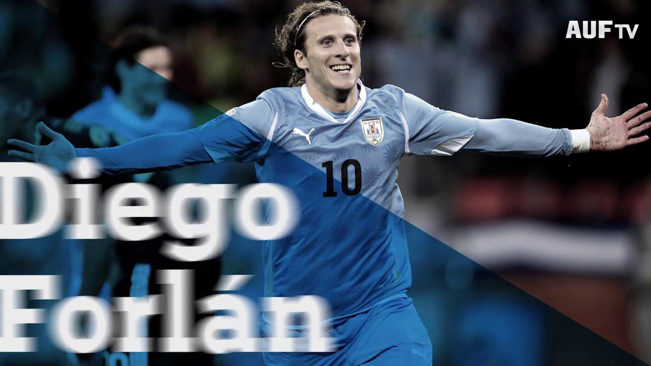 Diego Forlán anunció su retiro del fútbol