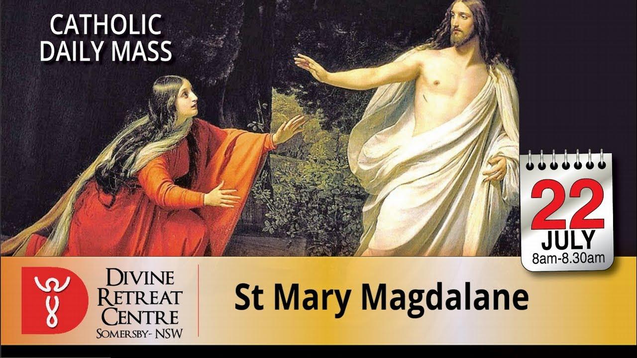 Catholic Mass Online 22nd July 2021 Thursday Mass