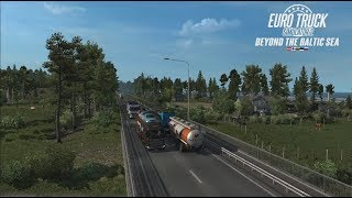VideoImage2 Euro Truck Simulator 2 - Beyond the Baltic Sea Bundle
