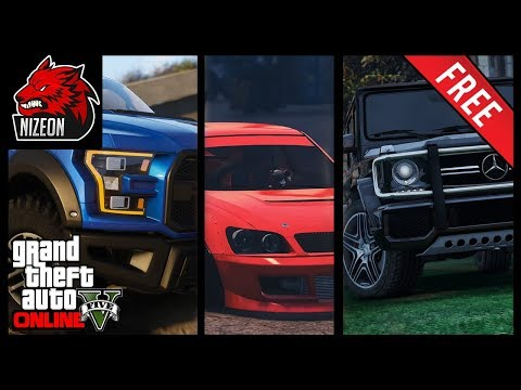 TOP 5 FREE VEHICLES YOU MUST HAVE IN GTA 5 ONLINE | THE BEST FREE CARS!