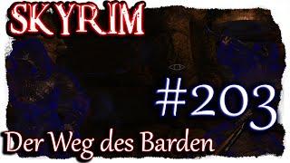 SKYRIM: Der Weg des Barden ▼203▼ Das Dämmergrab [400 Mods deutsch SSE Mods modded 4k UHD]