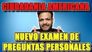 PREPARESE PARA EL NUEVO EXAMEN DE CIUDADANIA AMERICANA N-400