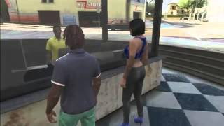 GTA V STREET LOTTERY