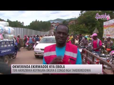 Okulwanyisa Ebbola, gavumenti enywezeza eby'okwerinda ku booda be Congo