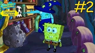 SpongeBob SquarePants: Employee of the Month - PC Walkthrough Gameplay Chapter 2