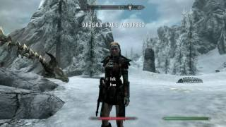 Skyrim SE Ps4 - Possibly the best follower in the game