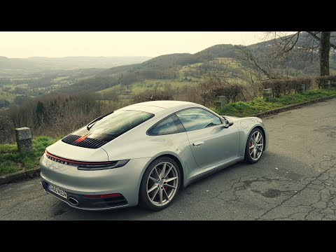 "2020 Porsche 911 Carrera S (992)"" Test Drive & Review - TheGetawayer"