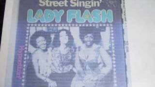 Lady Flash - Jumpin' At The Woodside   1976