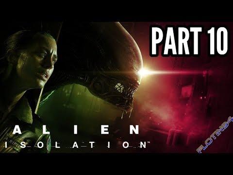 Alien: Isolation #10 | SKLADIŠTĚ ŠROTU