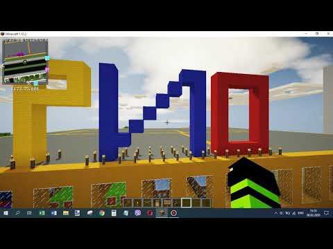 Город в Minecraft | Якко-Уорнерск | #46 Новые шейдеры: 50 fps или 60?