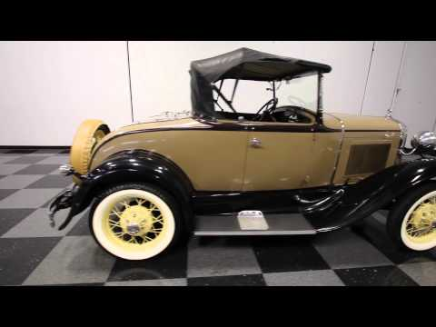 Video of '30 Model A - ETVW