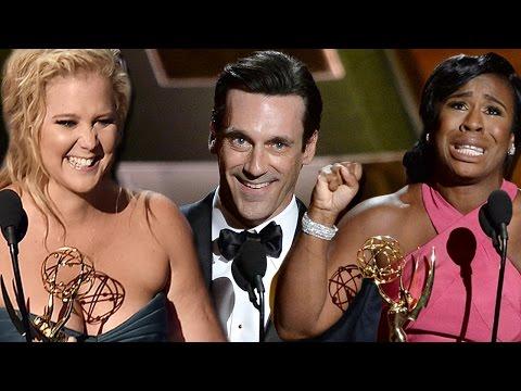 2015 Emmy Awards Winners Recap