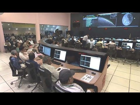 PM Modi arrives at the ISRO centre in Bengaluru to watch historic Chandrayaan-2 landing