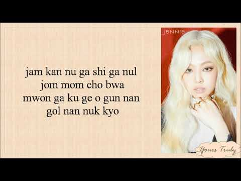 BLACKPINK - BLACKPINK - Don't Know What To Do (Easy Lyrics
