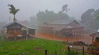 ตะลอนลาวก่อนไปเวียดนาม EP30:ฝนตกชะโลมดินเชียงขวาง การเลี้ยงต่อขุม  บรรยากาศดีหลาย