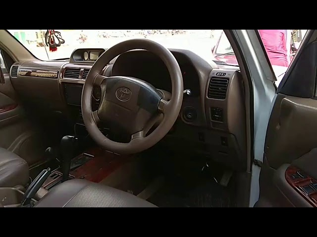 Toyota Prado TX 3.0D 2001 for Sale in Lahore