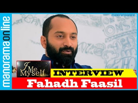 Fahadh Faasil | Exclusive Interview | I Me Myself | Manorama Online