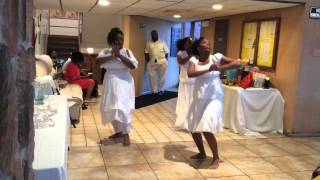 """I Remember, I Believe"" worship dance"