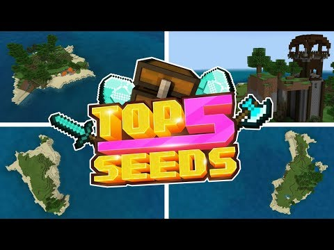 Download Top 5 Minecraft Seeds Of The Week Pocket Edition Xbox One