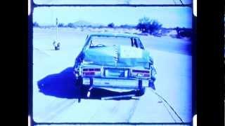 Nissan 510 / Datsun Bluebird | 1978 | Rear Crash Test | NHTSA | CrashNet1