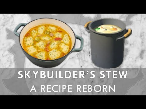 Skybuilder's Stew | Cooking Final Fantasy XIV Food