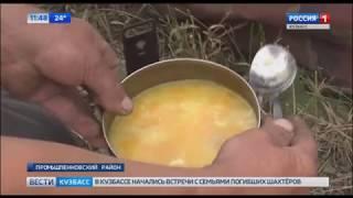 У фермеров Кузбасса начался сенокос