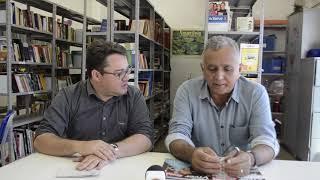 Bate Bapo Viver Goiás com o Prefeito de Senador Canedo - Divino Lemes