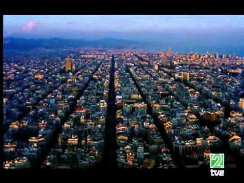Barcelona, El Ensanche (L'Eixample) Modernismo (TVE, Ciudades para el Siglo XXI)