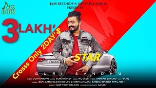 Star | (Full HD) | Guri Sandhu | New Punjabi Songs 2019 | Latest Punjabi Songs | Jass Records