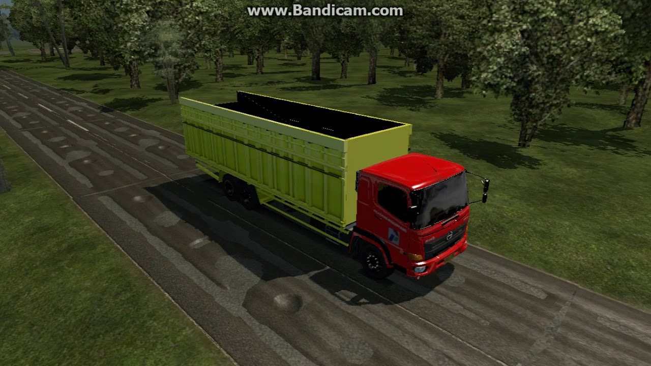 Madison : Download euro truck simulator 2 mod bus indonesia