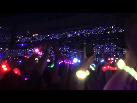 Coldplay - Charlie Brown (Live Sao Paulo - Brazil ) 2016