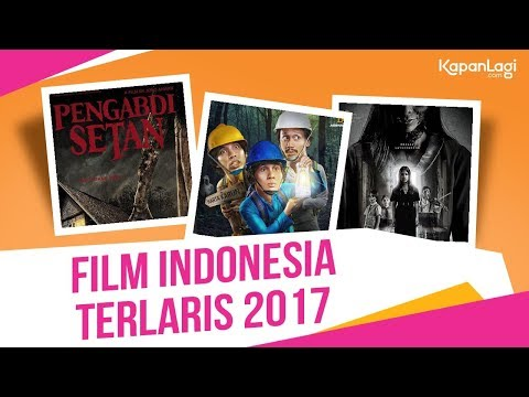 11 film indonesia terlaris di 2017