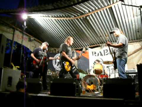 Rabies (Vzteklina) - Live Zruč nad Sázavou 9.6. 2012